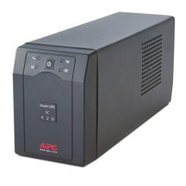 SMART-UPS SC 420 VA - FORMAT TOUR LINE INTERACTIVE non compatible avec serveurs HP