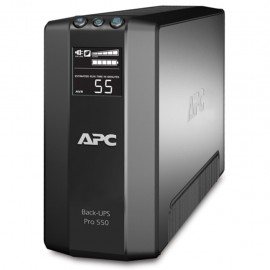 APC BACK UP RS LCD 550 MASTER CONTROL